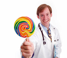 lollipop doctor
