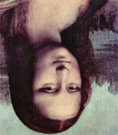 best work upside down mona lisa