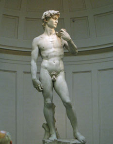michelangelo's David